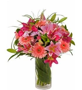 pembeli çiçekler